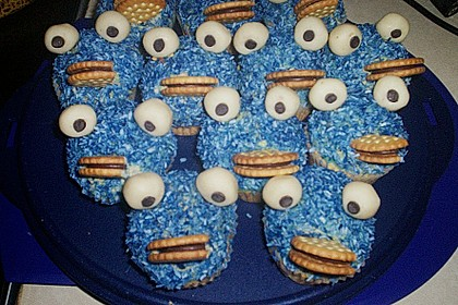 Krümelmonster-Muffins 476