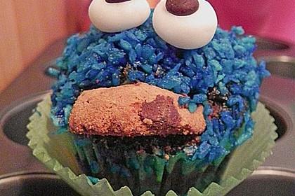 Krümelmonster-Muffins 184