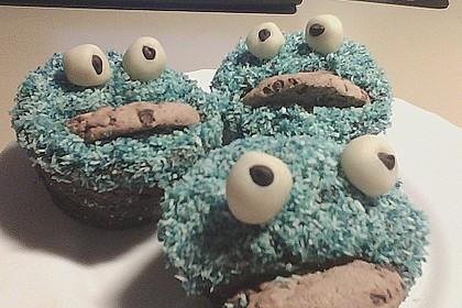 Krümelmonster-Muffins 440