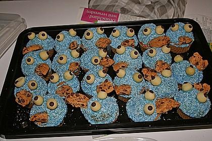 Krümelmonster-Muffins 353