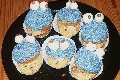 Krümelmonster-Muffins 419