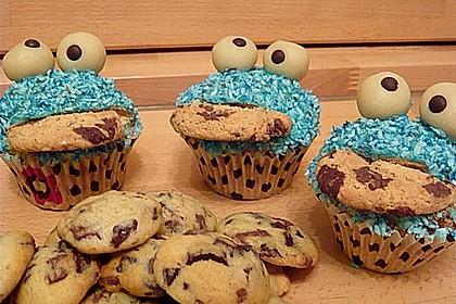 Krümelmonster-Muffins 102