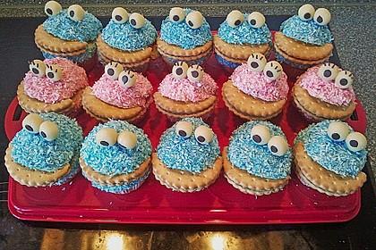 Krümelmonster-Muffins 215