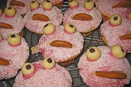 Krümelmonster-Muffins 195