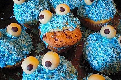 Krümelmonster-Muffins 168