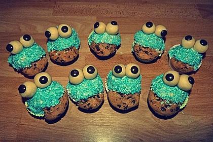 Krümelmonster-Muffins 385
