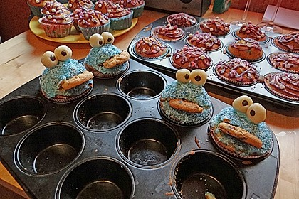 Krümelmonster-Muffins 225
