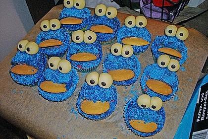 Krümelmonster-Muffins 240