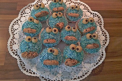 Krümelmonster-Muffins 211