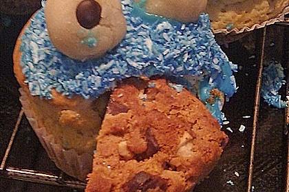 Krümelmonster-Muffins 236