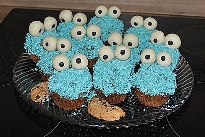 Krümelmonster-Muffins 433