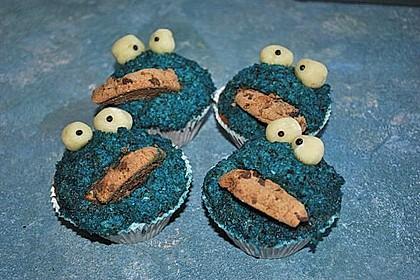Krümelmonster-Muffins 429