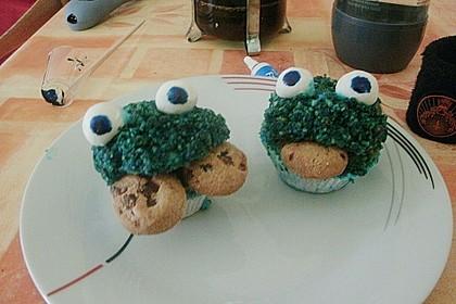 Krümelmonster-Muffins 446