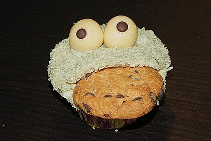 Krümelmonster-Muffins 205