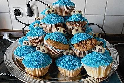 Krümelmonster-Muffins 361