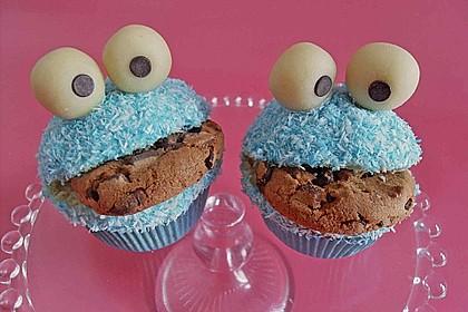 Krümelmonster-Muffins 58