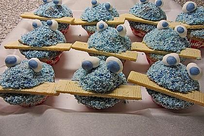 Krümelmonster-Muffins 183