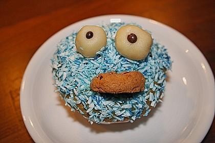 Krümelmonster-Muffins 308