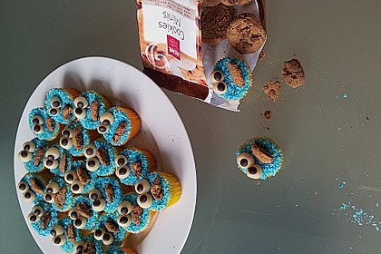 Krümelmonster-Muffins 421
