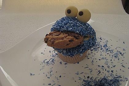 Krümelmonster-Muffins 235