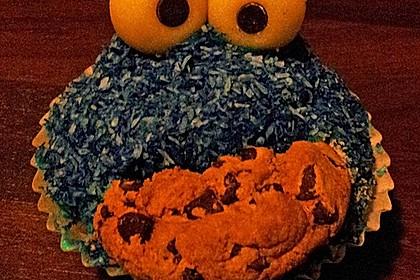 Krümelmonster-Muffins 371
