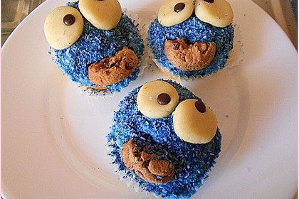 Krümelmonster-Muffins 94