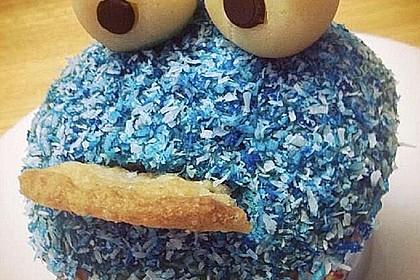Krümelmonster-Muffins 238