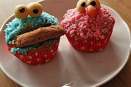 Krümelmonster-Muffins 223