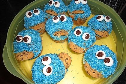 Krümelmonster-Muffins 75