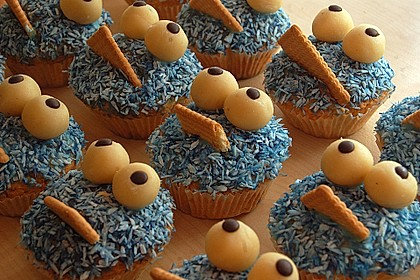 Krümelmonster-Muffins 23