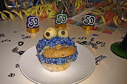 Krümelmonster-Muffins 393