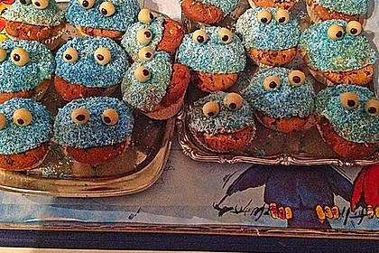 Krümelmonster-Muffins 172