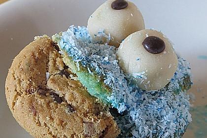 Krümelmonster-Muffins 199