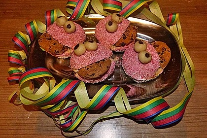 Krümelmonster-Muffins 305