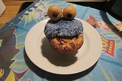 Krümelmonster-Muffins 401