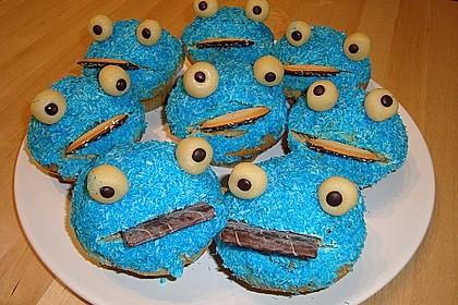 Krümelmonster-Muffins 139