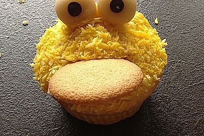 Krümelmonster-Muffins 70