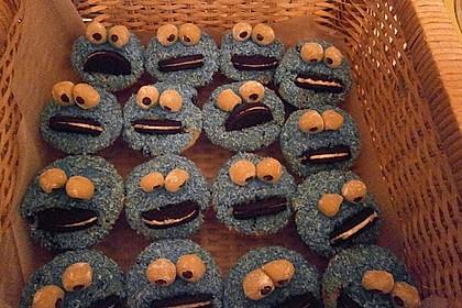 Krümelmonster-Muffins 390