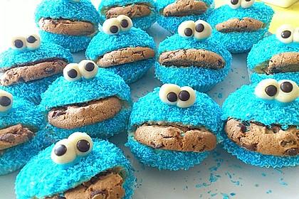 Krümelmonster-Muffins 307