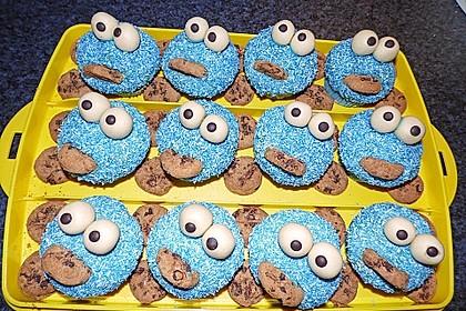 Krümelmonster-Muffins 327
