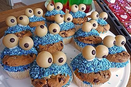 Krümelmonster-Muffins 73