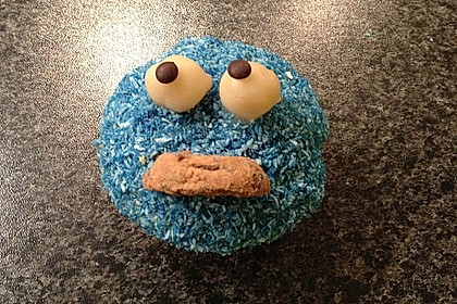 Krümelmonster-Muffins 212