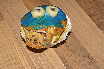 Krümelmonster-Muffins 412