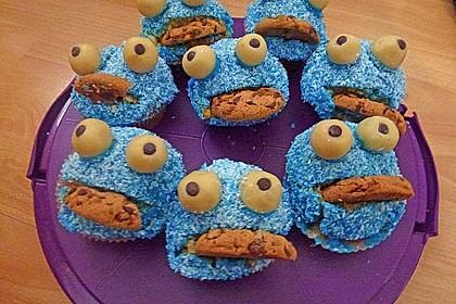 Krümelmonster-Muffins 324