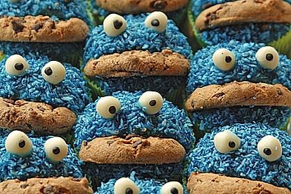 Krümelmonster-Muffins 109