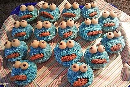 Krümelmonster-Muffins 317