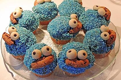 Krümelmonster-Muffins 47