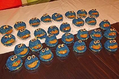 Krümelmonster-Muffins 282
