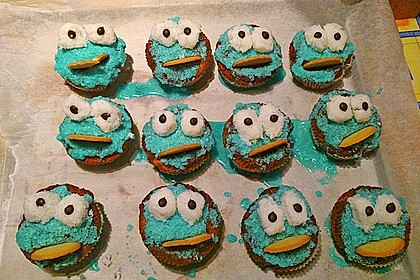 Krümelmonster-Muffins 275