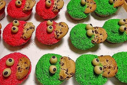 Krümelmonster-Muffins 271